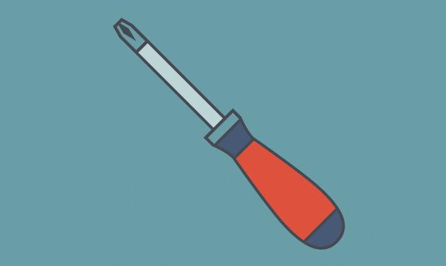 Инструмент для работы с кожей.